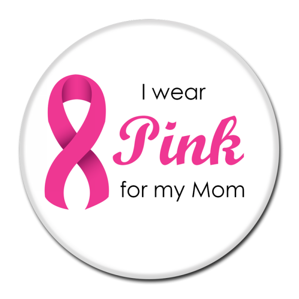 BEAT CANCER BUTTON - 357
