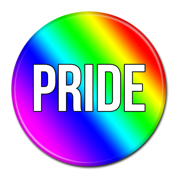 PRIDE BUTTON - 410