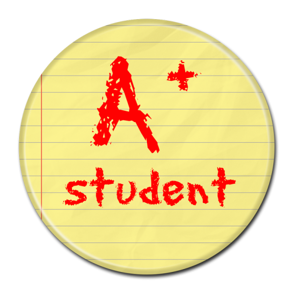 SCHOOL BUTTON - 415