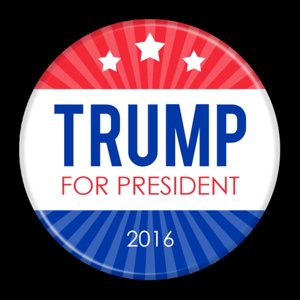 Donald Trump Button 305