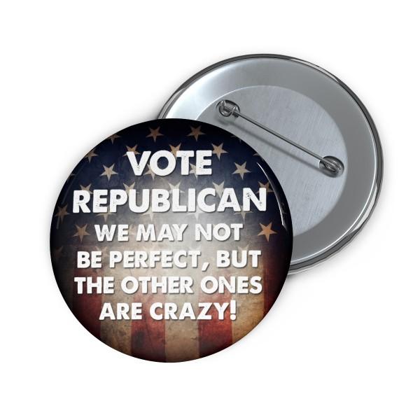 Republican Button 302