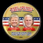 FREE 2017 Inauguration Button - 225