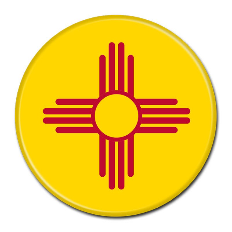 Custom Flag Buttons New Mexico Flag Buttons Pin Back Buttons