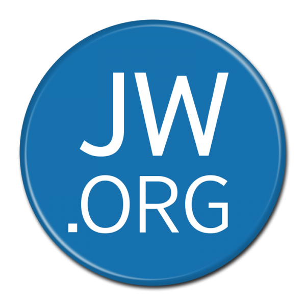 JW.org Premium Pinback Buttons