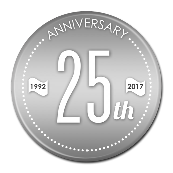 ANNIVERSARY BUTTON - 301