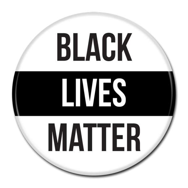 Black History Month Buttons - Black Lives Matter