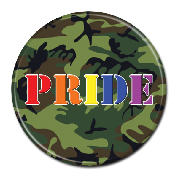 PRIDE BUTTON - cap312