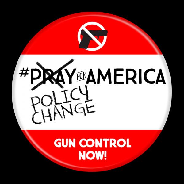 Support Gun Control - 701