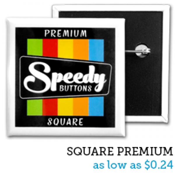 SQUARE Premium Buttons