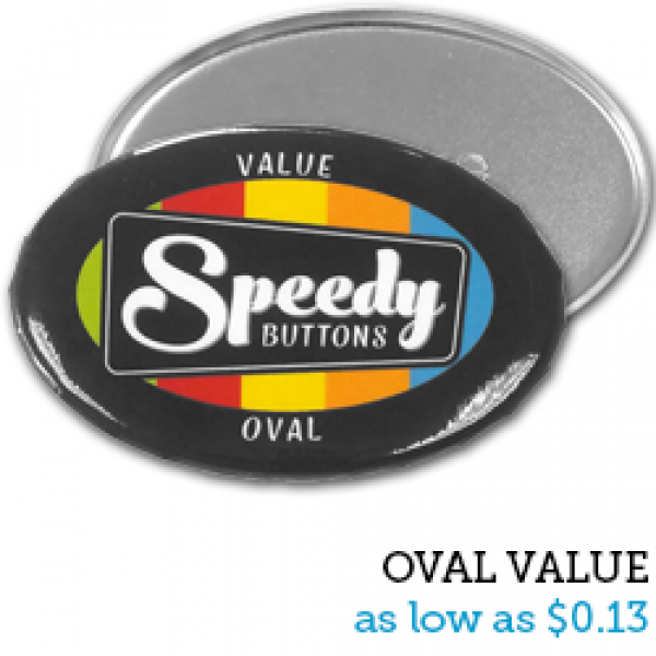 OVAL Value Line Buttons