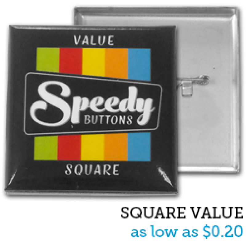 SQUARE Value Line Buttons: